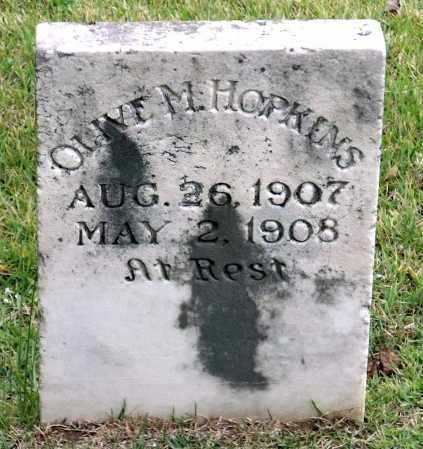 HOPKINS, OLIVE M. - Chesterfield County, Virginia   OLIVE M. HOPKINS - Virginia Gravestone Photos