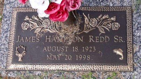 REDD, JAMES HAMPTON SR. - Chesterfield County, Virginia   JAMES HAMPTON SR. REDD - Virginia Gravestone Photos