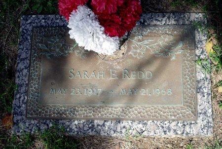 REDD, SARAH E. - Chesterfield County, Virginia | SARAH E. REDD - Virginia Gravestone Photos