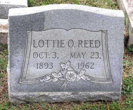 REED, LOTTIE O. - Chesterfield County, Virginia | LOTTIE O. REED - Virginia Gravestone Photos