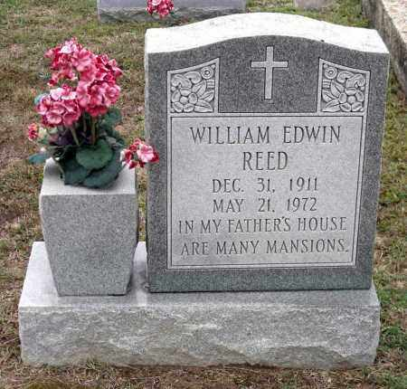 REED, WILLIAM EDWIN - Chesterfield County, Virginia | WILLIAM EDWIN REED - Virginia Gravestone Photos