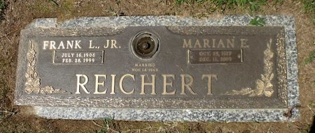 REICHERT, MARIAN E. - Chesterfield County, Virginia | MARIAN E. REICHERT - Virginia Gravestone Photos