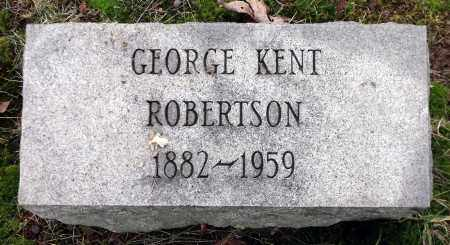 ROBERTSON, GEORGE KENT - Chesterfield County, Virginia | GEORGE KENT ROBERTSON - Virginia Gravestone Photos