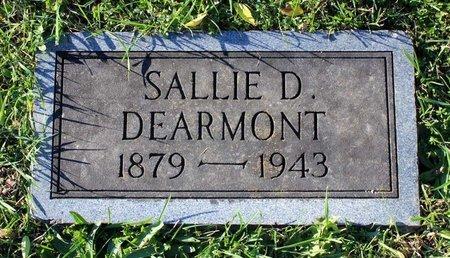 DEARMONT, SALLIE D. - Clarke County, Virginia | SALLIE D. DEARMONT - Virginia Gravestone Photos