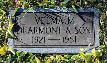 DEARMONT, SON - Clarke County, Virginia | SON DEARMONT - Virginia Gravestone Photos