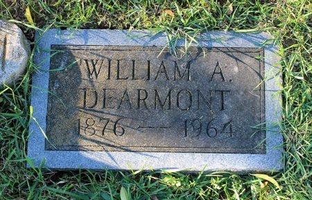 DEARMONT, WILLIAM A. - Clarke County, Virginia   WILLIAM A. DEARMONT - Virginia Gravestone Photos