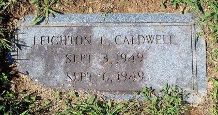 CALDWELL, LEIGHTON E. - Craig County, Virginia | LEIGHTON E. CALDWELL - Virginia Gravestone Photos