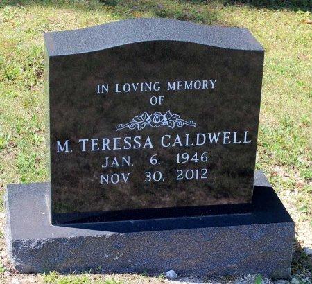 CALDWELL, MARGUERITE TERESSA - Craig County, Virginia | MARGUERITE TERESSA CALDWELL - Virginia Gravestone Photos