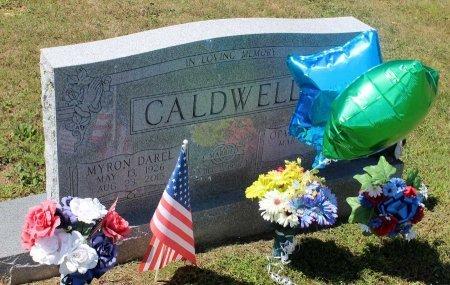 CALDWELL, MYRON DAREL - Craig County, Virginia   MYRON DAREL CALDWELL - Virginia Gravestone Photos