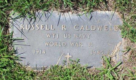 CALDWELL, RUSSELL R. - Craig County, Virginia   RUSSELL R. CALDWELL - Virginia Gravestone Photos