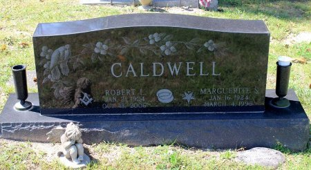 CALDWELL, MARGUERITE S. - Craig County, Virginia   MARGUERITE S. CALDWELL - Virginia Gravestone Photos