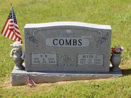 COMBS, BETTIE C. - Craig County, Virginia   BETTIE C. COMBS - Virginia Gravestone Photos