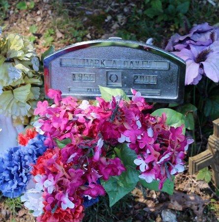 DAVID, MARK A. - Craig County, Virginia | MARK A. DAVID - Virginia Gravestone Photos