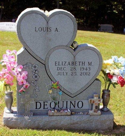 DEQUINO, ELIZABETH M. - Craig County, Virginia | ELIZABETH M. DEQUINO - Virginia Gravestone Photos