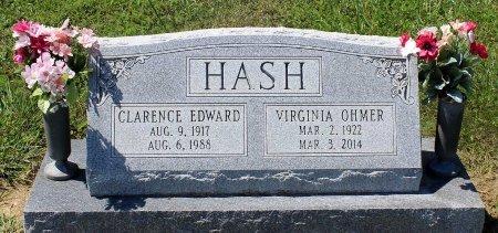 OHMER HASH, VIRGINIA - Craig County, Virginia | VIRGINIA OHMER HASH - Virginia Gravestone Photos