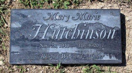 HUTCHINSON, MARY MARIE - Craig County, Virginia   MARY MARIE HUTCHINSON - Virginia Gravestone Photos
