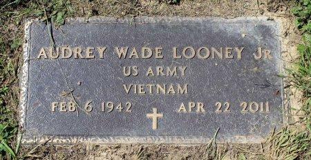 LOONEY, AUDREY WADE JR. - Craig County, Virginia | AUDREY WADE JR. LOONEY - Virginia Gravestone Photos