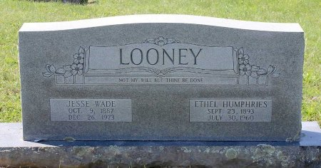 LOONEY, JESSE WADE - Craig County, Virginia   JESSE WADE LOONEY - Virginia Gravestone Photos
