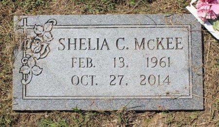 MCKEE, SHELIA C. - Craig County, Virginia | SHELIA C. MCKEE - Virginia Gravestone Photos