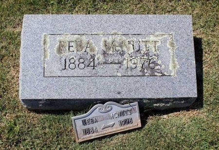 MCNUTT, REBA - Craig County, Virginia | REBA MCNUTT - Virginia Gravestone Photos