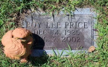 PRICE, ROY LEE - Craig County, Virginia | ROY LEE PRICE - Virginia Gravestone Photos