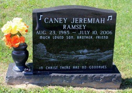 RAMSEY, CANEY JEREMIAH - Craig County, Virginia | CANEY JEREMIAH RAMSEY - Virginia Gravestone Photos