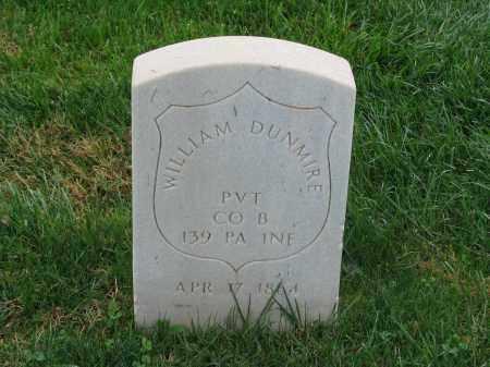 DUNMIRE (CW), WILLIAM - Culpeper County, Virginia | WILLIAM DUNMIRE (CW) - Virginia Gravestone Photos