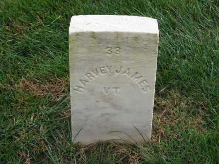 JAMES (CW), HARVEY - Culpeper County, Virginia | HARVEY JAMES (CW) - Virginia Gravestone Photos