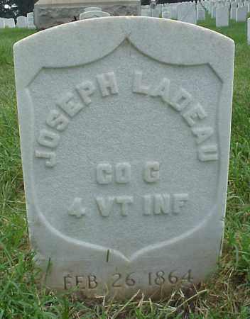 LADEAU (CW), JOSEPH - Culpeper County, Virginia | JOSEPH LADEAU (CW) - Virginia Gravestone Photos