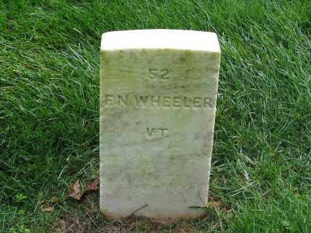 WHEELER (CW), FORDYCE N. - Culpeper County, Virginia | FORDYCE N. WHEELER (CW) - Virginia Gravestone Photos