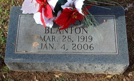 CLYDE BLANTON, LUCY - Cumberland County, Virginia | LUCY CLYDE BLANTON - Virginia Gravestone Photos