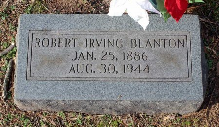 BLANTON, ROBERT IRVING - Cumberland County, Virginia | ROBERT IRVING BLANTON - Virginia Gravestone Photos