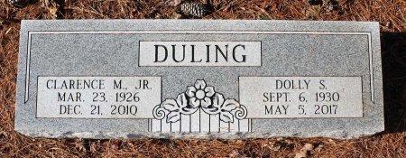 DULING, CLARENCE MYRON JR. - Cumberland County, Virginia | CLARENCE MYRON JR. DULING - Virginia Gravestone Photos