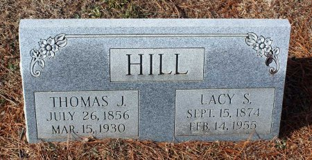 HILL, LACY S. - Cumberland County, Virginia | LACY S. HILL - Virginia Gravestone Photos