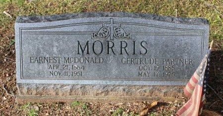 MORRIS, EARNEST MCDONALD - Cumberland County, Virginia | EARNEST MCDONALD MORRIS - Virginia Gravestone Photos