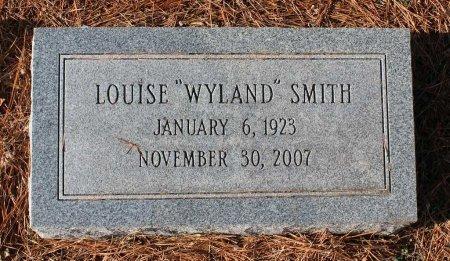 SMITH, LOUISE - Cumberland County, Virginia | LOUISE SMITH - Virginia Gravestone Photos