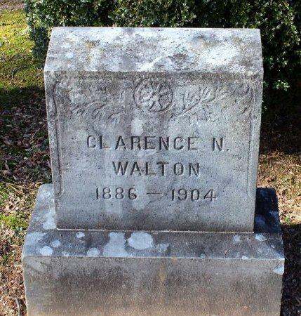 WALTON, CLARENCE N. - Cumberland County, Virginia | CLARENCE N. WALTON - Virginia Gravestone Photos