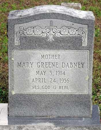 DABNEY, MARY - Dinwiddie County, Virginia | MARY DABNEY - Virginia Gravestone Photos
