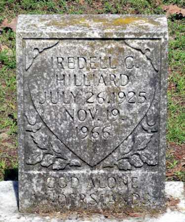 HILLIARD, IREDELL C. - Dinwiddie County, Virginia   IREDELL C. HILLIARD - Virginia Gravestone Photos