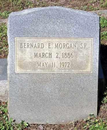 MORGAN, BERNARD E. SR. - Dinwiddie County, Virginia   BERNARD E. SR. MORGAN - Virginia Gravestone Photos