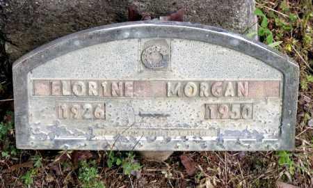 MORGAN, FLORINE - Dinwiddie County, Virginia | FLORINE MORGAN - Virginia Gravestone Photos
