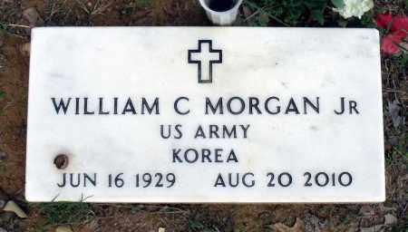 MORGAN, WILLIAM C. JR. - Dinwiddie County, Virginia | WILLIAM C. JR. MORGAN - Virginia Gravestone Photos