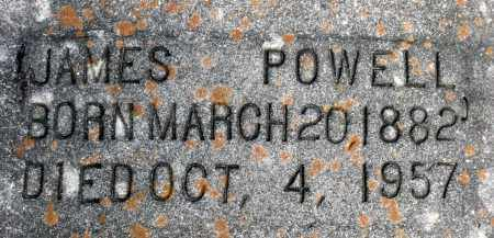 POWELL, JAMES - Dinwiddie County, Virginia   JAMES POWELL - Virginia Gravestone Photos