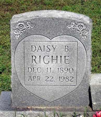 RICHIE, DAISY B. - Dinwiddie County, Virginia | DAISY B. RICHIE - Virginia Gravestone Photos