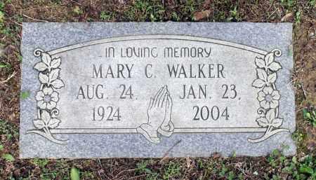 WALKER, MARY C. - Dinwiddie County, Virginia | MARY C. WALKER - Virginia Gravestone Photos