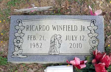WINFIELD, RICARDO C. JR. - Dinwiddie County, Virginia   RICARDO C. JR. WINFIELD - Virginia Gravestone Photos