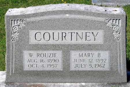 COURTNEY, MARY B. - Essex County, Virginia   MARY B. COURTNEY - Virginia Gravestone Photos