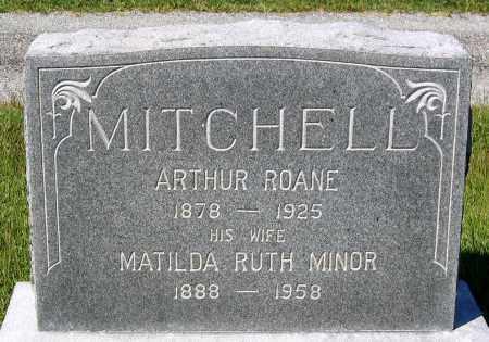 MITCHELL, MATILDA RUTH - Essex County, Virginia | MATILDA RUTH MITCHELL - Virginia Gravestone Photos