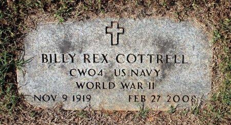 COTTRELL, BILLY REX - Fluvanna County, Virginia | BILLY REX COTTRELL - Virginia Gravestone Photos