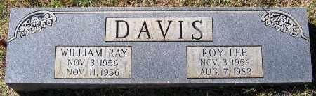 DAVIS, WILLIAM RAY - Fluvanna County, Virginia | WILLIAM RAY DAVIS - Virginia Gravestone Photos